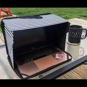 "Sun shade for laptop 13"" MacBook"